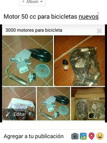 motores de bicicleta