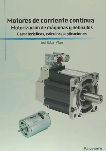 motores de corriente continua(libro  ingeniería eléctrica)