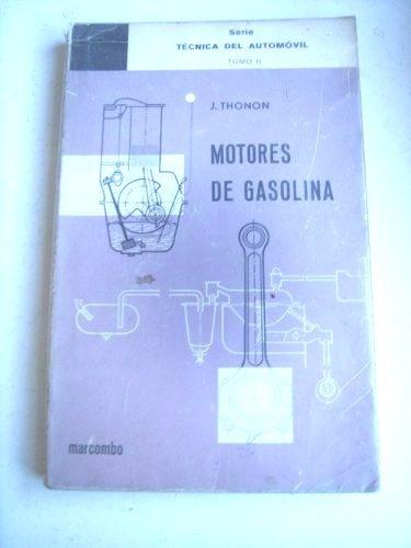 motores de gasolina de j. thonon