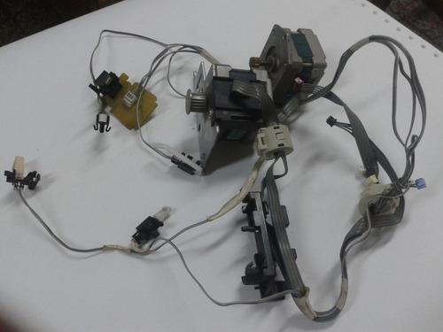 motores de impresora epson fx-2190 y ramal con sensores del