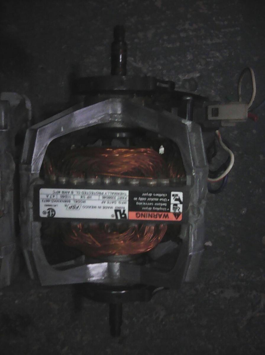 Motores de lavadora y secadora whirlpool morocha peque a bs en mercado libre - Lavadora secadora pequena ...