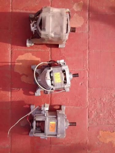 motores de lavarropas a carbones