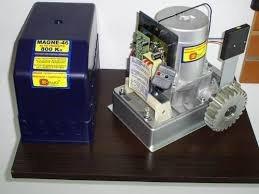 motores de porton electrico, cerca electrica y herreria