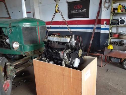 motores desde 30 hp hasta 220 hp diesel hanomag michigan