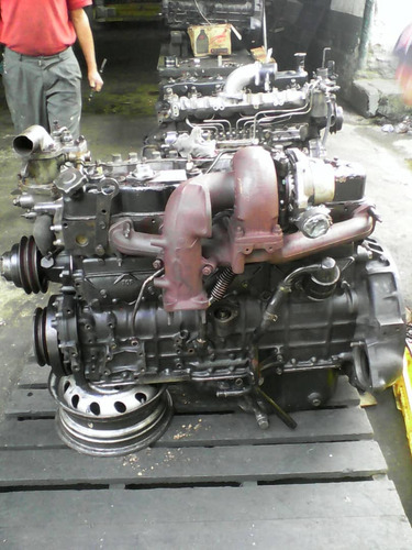 motores diésel 6 cilindros marca isuzu modelo 6bg1