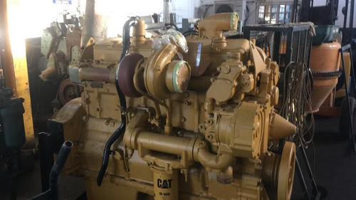 motores diesel caterpillar 3406 marinos/reparados