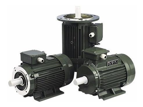 motores electricos 1hp trifasico 3500rpm glong alco