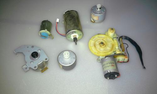 motores eléctricos para  proyectos