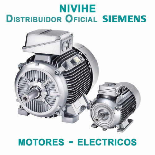 motores eléctricos trifásicos 0,25 hp 3000 rpm siemens