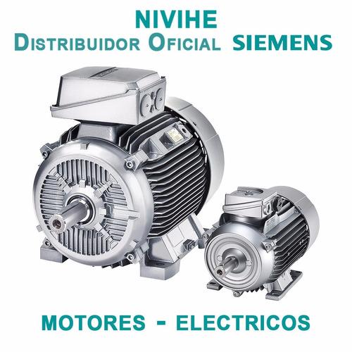 motores eléctricos trifásicos 0,33 hp 3000 rpm siemens