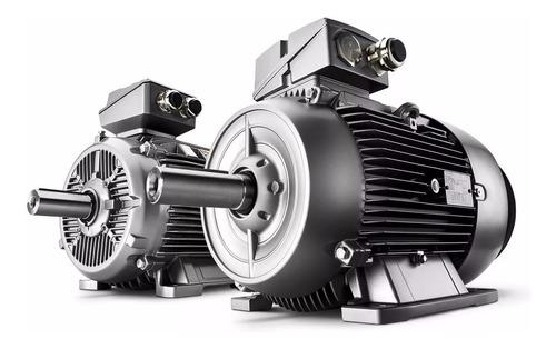 motores eléctricos trifásicos 0,50 hp 1000 rpm siemens