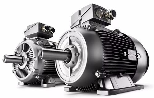motores electricos trifasicos 0,50 hp 3000 rpm siemens