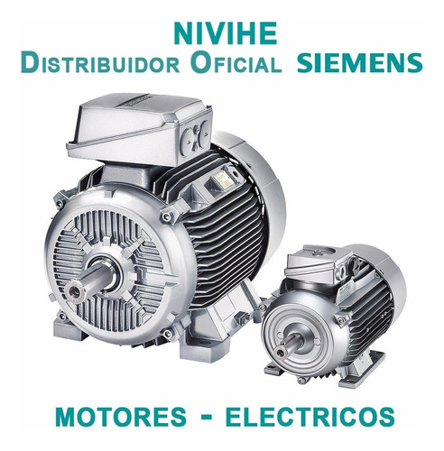 motores electricos trifasicos 50 hp 3000 rpm siemens