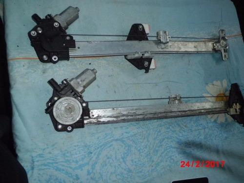 motores eleva vidrios traseros de honda crv 2008