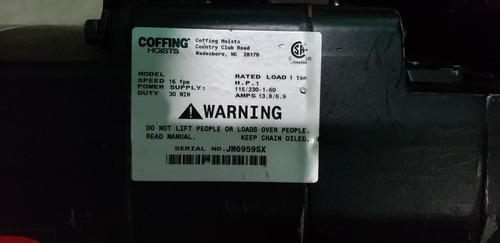 motores  elevadores  coffing