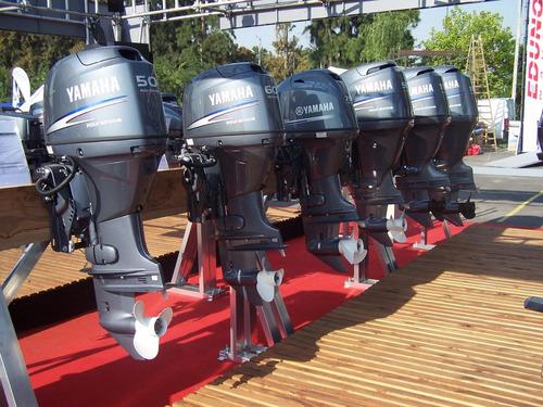 motores fuera borda yamaha 90 hp 4 tiempos 4t nauticos nuevo