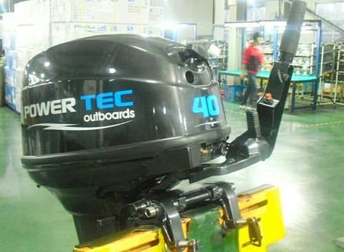 motores fuera de borda powertec, ecopesca