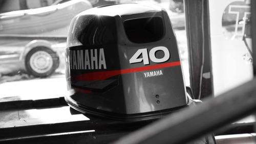 motores fuera de borda yamaha 15 hp nautico nuevo gabott