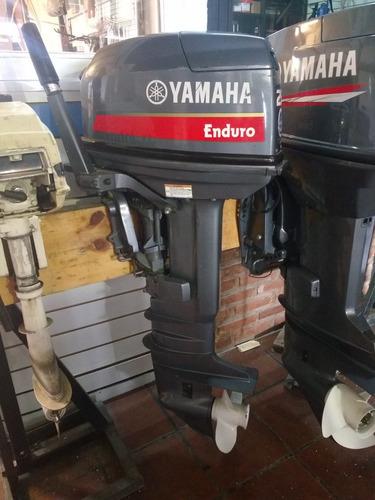 motores fuera de borda yamaha 25 hp 2 tiempos nuevo gabott