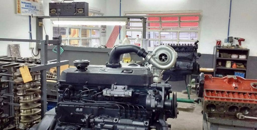 motores mercedes benz. venta y reparación 1114 1518 1620 710
