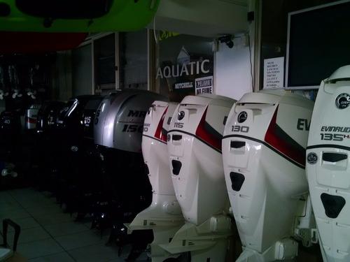 motores mercury evinrude power tec