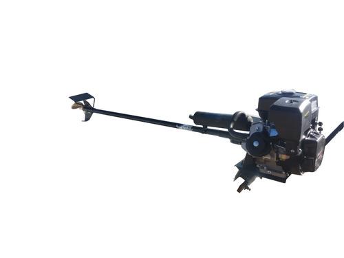 motores nauticos 6.5hp 4t- ar.man/eléctrico - pata surubi