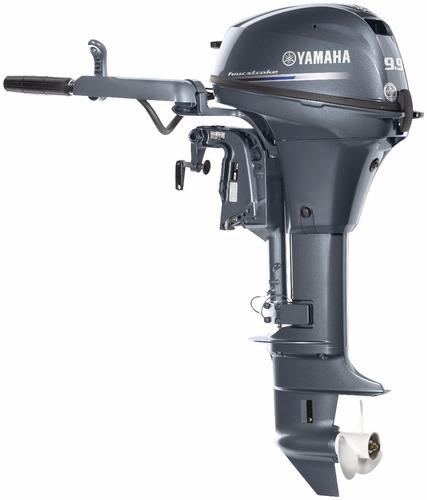 motores náuticos fuera borda yamaha 9.9 hp 4 tiempos