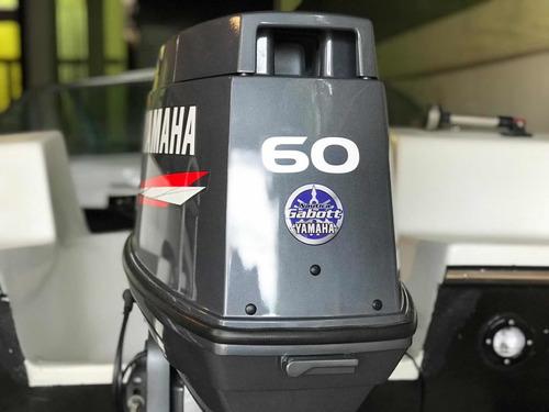 motores náuticos fuera de borda yamaha 60 hp nuevos gabott