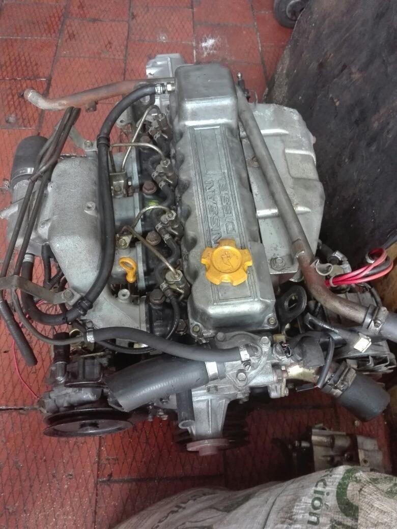 Motores Nissan Td27 Qd32 Y Mt3000 - $ 100 000