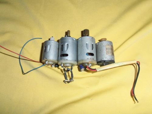motores para arrancadores de carros traxxas ,revo etc