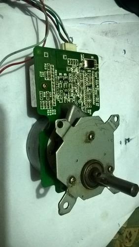 motores paso a paso o step de seis cables para cnc y gear