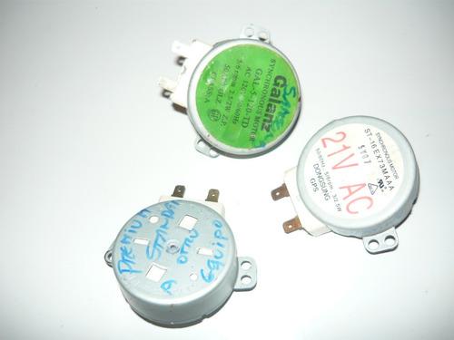 motores  reloj giratorios aplica varias marcas
