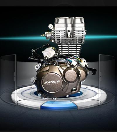 motores ronco 150cc sellado caja
