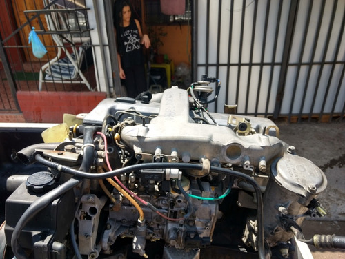 motores ssangyong musso 2.9 turbo diesel