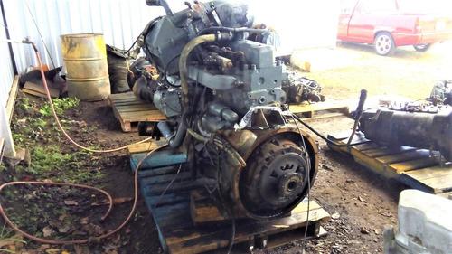 motores y cajas mack e6