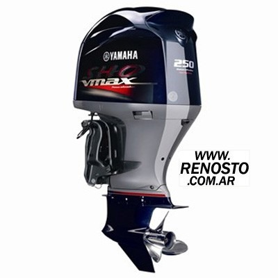 motores yamaha 250hp 4t v-max sho super high output