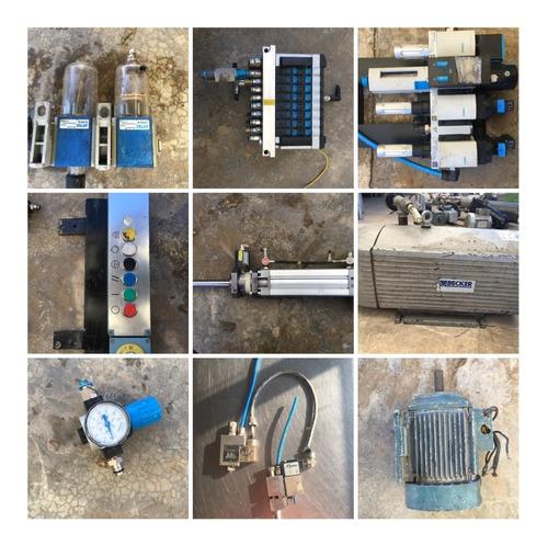 motores,controles,interruptores,regulador,sensor,botones