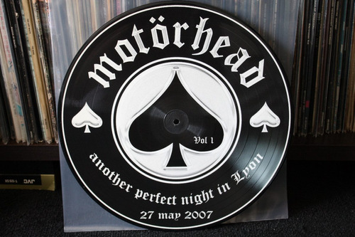 motorhead another perfect night in lyon importado raro !!!!!