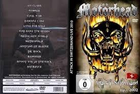motorhead dvd attack in switzerland live 2002