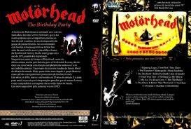 motorhead dvd the birthday party
