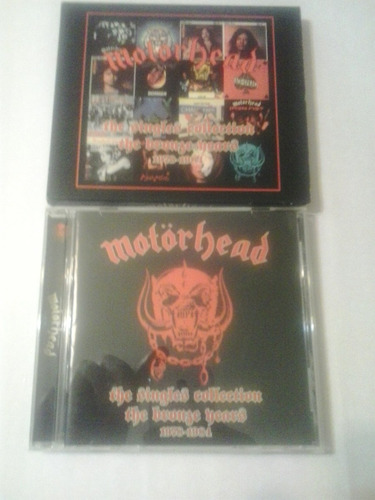 motorhead the singles collection the bronze years 78 / 84