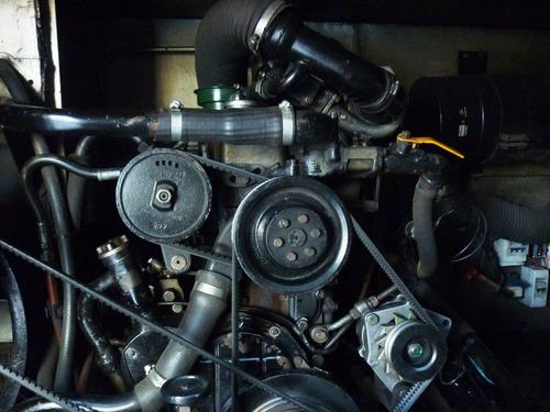 motorhome 1518 turbo trompa bala a estrenar = 0 km-