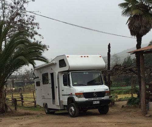 motorhome 4x4, casa rodante motoriza, recreacion, ecoturismo