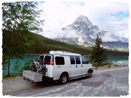 motorhome chevrolet express van 2500 (super equipada kombi)