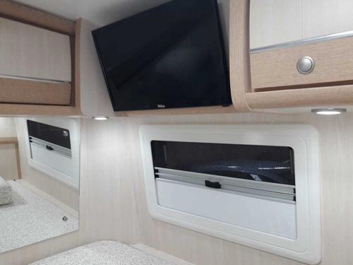 motorhome delka renault master - trailer - y@w3