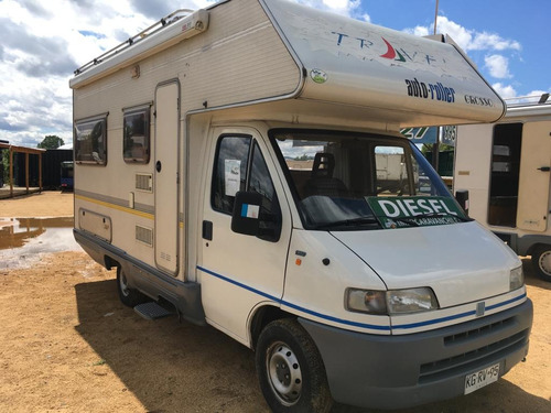 motorhome diesel 5 personas fiat ducato 1.9 tdi