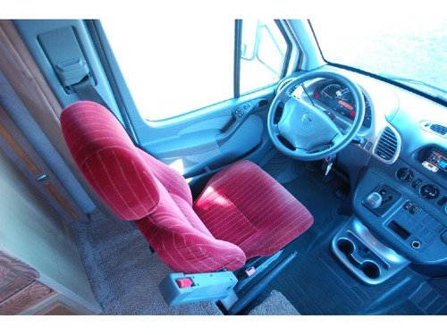 motorhome diesel clase b para 6 personas automatica