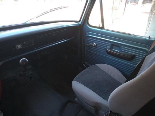 motorhome ford 350 v8 4 tubos gnc carrozado de primera 6 pax