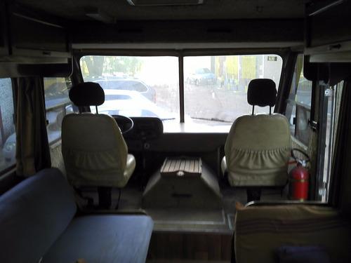 motorhome ford f 350 carrozados del rey