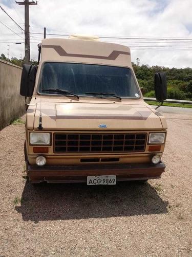 motorhome ford furgolaine - trailer - y@w3
